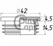 Заглушки круглые 42 мм ДУ 32