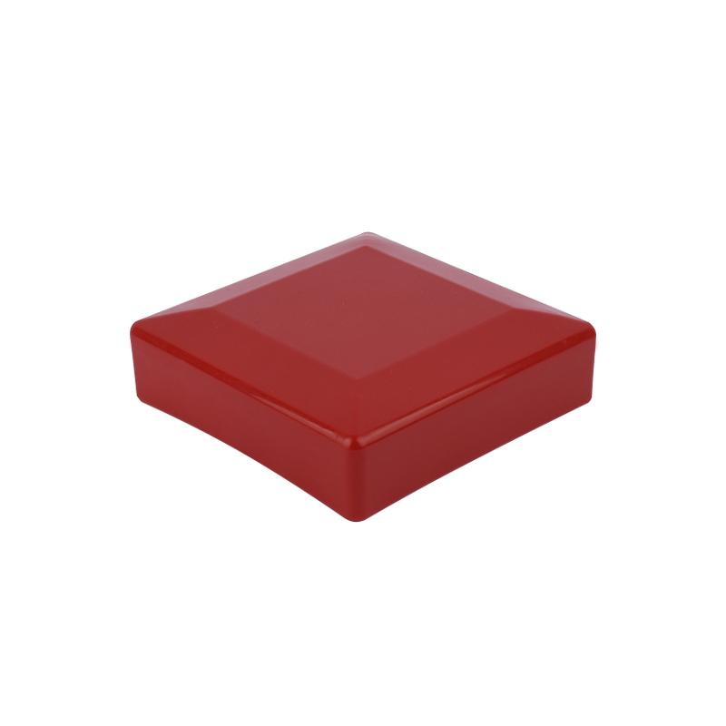 Заглушка квадратная наружная 100х100-2
