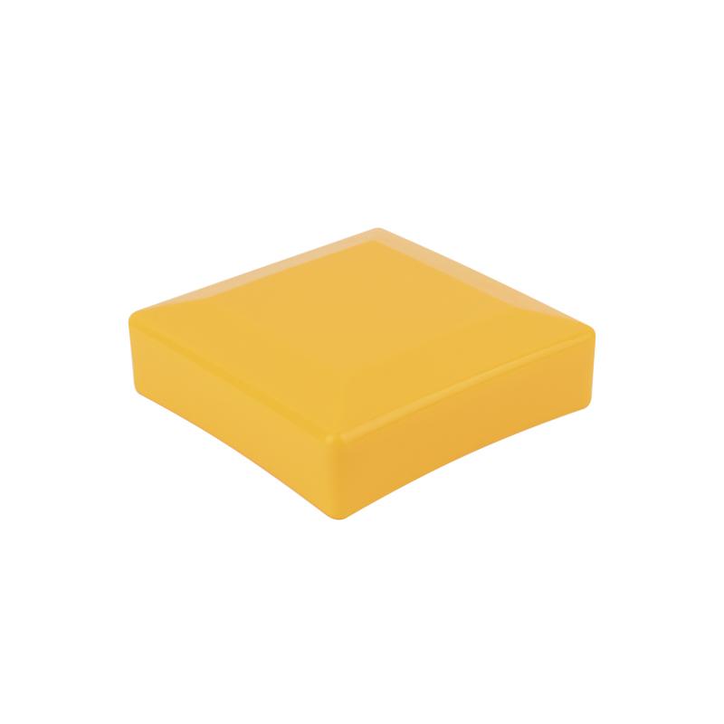 Заглушка квадратная наружная 100х100-1