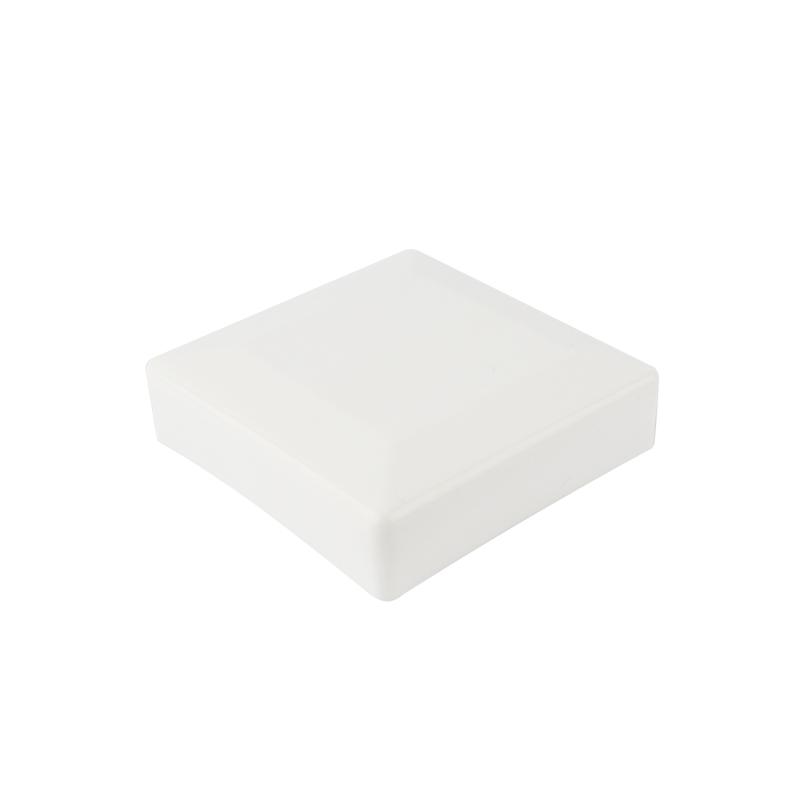 Заглушка квадратная наружная 100х100-4